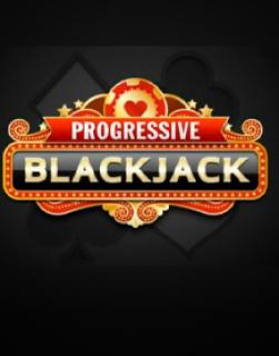 Blackjack progressive
